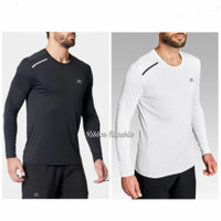 Man Long Anti UV Sleeve Sport Shirt Baju Lengan Panjang Olahraga Pria