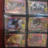 Animal Kaiser Ultra Set Galleon,D.Scorch,Brutus,Siegfried,MLE,zangetsu