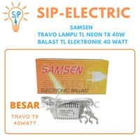 SAMSEN TRAVO LAMPU TL NEON T8 40W / BALAST TL ELEKTRONIK 40 WATT