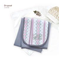 CUDDLE ME - DRY PAD (PERLAK BAYI) - Crochet