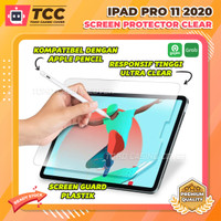 iPad Pro 11 2020 2 A2228 A2068 Screen Guard Antigores Protector Clear