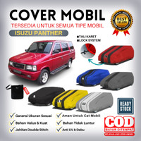 Cover Mobil Isuzu Panther Lama Selimut Sarung Panter Kotak Mantel - POLOS, FOTO NO.10