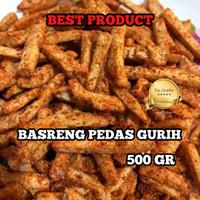 Basreng Pedas Stik Khas Bandung 500gr baso goreng