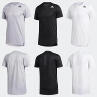 ADIDAS kaos running TEE sport olahraga T shirt ORIGINAL pria cowo
