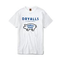 Human Made Pig T-Shirt White