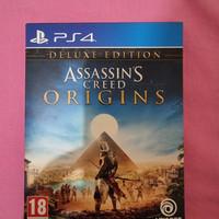 PS4 - Assassin Creed Origin Deluxe