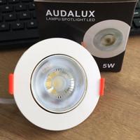 Downlight Spotlight AUDALUX 5watt COB 220vac