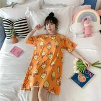 Baju Tidur Daster Wanita Dewasa Anak Tanggung Perempuan Cewe Import