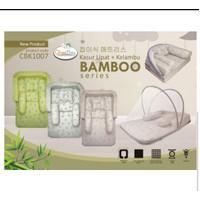 Kasur lipat + kelambu Chug Bog Bamboo series - CBK1007