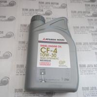 OLI MESIN PAJERO SPORT CF4 GP 10W-30 MITSUBISHI GENUINE MX320235