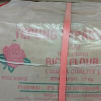 Tepung Beras Rose Brand 1 Dus isi 500gr x 20pcs khusus JNE / GOKIL