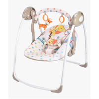 Babydoes Porta Swing / Ayunan Bayi Elektrik - Brown