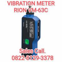 Vibration Meter Rion VM-63C