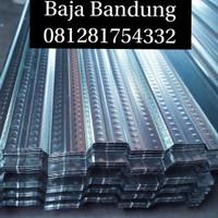 Bondek / Bondeck / Floordeck cor 0,75 Per meter Area Bandung