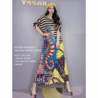 dress wanita import premium/ dres Korea import /gamis import
