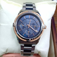 Jam tangan fashion wanita merk Alexandre Christie AC 2843 ( su )