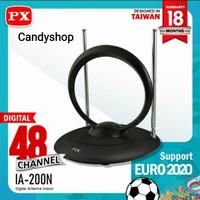 Antena tv dalam / antena indor / antena tv digital / analog px Ia-200N - px-da200N, M