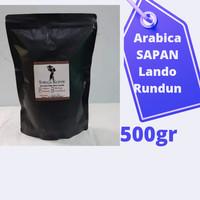 Kopi Arabica Toraja Roasting (500 Grm ) - Biji Roasting, 500grSL