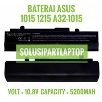 BATERAI ASUS Eee PC 1215 1215B 1215P 1215PE 1215PX 1015 A32-1015 HITAM