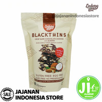 Ladang Lima Healthy Cookies Blackthins