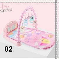 playground anak mainan bayi boncer bayi new born toys playmate ready p