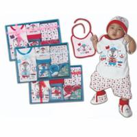 Paket Kado Hadiah Perlengkapan Bayi Baru Lahir New Born Gift Set