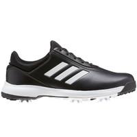 Sepatu Golf Adidas Traxion lite Golf Shoes Black Ori