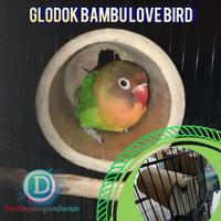 bambu setan - glodok bambu buat burung love bird