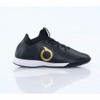 Sepatu futsal ortuseight forte valkry In Black Gold - Black Gold, 38