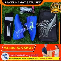 Sepatu futsal Specs Terbaru ultimate baricada Komponen Original Murah - Biru, 38