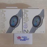 Samsung Galaxy Watch Active 2 44mm 44 mm (BKN 40mm), ALUMINIUM, SILVER