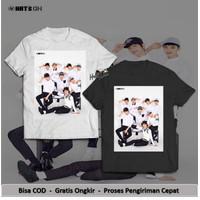 EXO Kaos T-Shirt Photoshoot Cover K-Pop Pria dan Wanita Limited