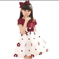 FMJ 60 Baju Dress Terusan Gaun Bee Anak Perempuan Wanita Cewek Cantik