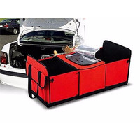 E37 CAR BOOT ORGANIZER storage box kotak penyimpanan tas bagasi mobil
