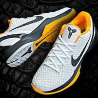 Nike Protro Kobe VI White Del Sol