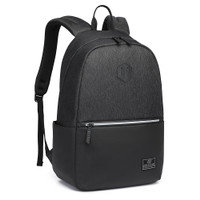 Navy Club Tas Ransel Pria Kasual FBB - Backpack Daypack Up To 14 Inch - Hitam