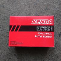 Ban Dalam Kenda Sepeda Fixie Balap 700x28/32C Presta FV48 mm