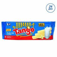 tango wafer vanilla 130gr x 24pcs per karton