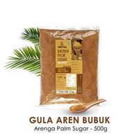 Gula Aren Bubuk (Crystal Arenga Sugar) 500g