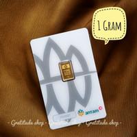 Emas antam 1 Gr Gram certieye redmark - Gratitude store