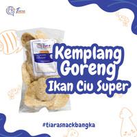 Kemplang Kerupuk Goreng Ikan Ciu Asli Bangka by Tiara Snack Bangka