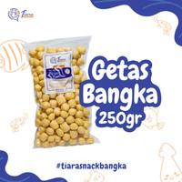 Krupuk Getes Ikan Tenggiri 250 Gram Asli Bangka by Tiara Snack Bangka