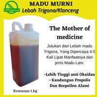 Madu Murni/Klanceng/ Trigona /Kelulut Raw Honey Hutan Sulawesi (1 kg)