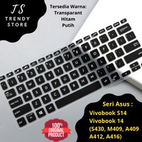 Keyboard Protector Cover Asus Vivobook S14 14 S430 A409 A412 A416 M409