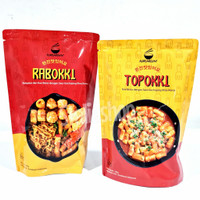 Koreakeun Tteokbokki Rabokki Halal - Topokki