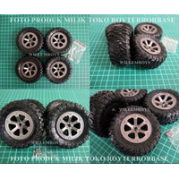 Ban offroad rc MN WPL hex 5mm - 1 pcs