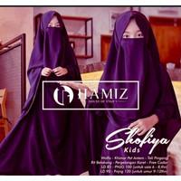 Baju Gamis Anak Shofiya Syari Kids Free Hijab dan Cadar