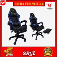 Kursi Gaming Sport|Chairs Gamers|Bangku Game|Kursi Putar | Titan