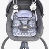 Babydoes Swing Claptown / Ayunan Bayi Elektrik - Line
