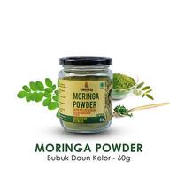 Bubuk Daun Kelor - Moringa Powder 60g